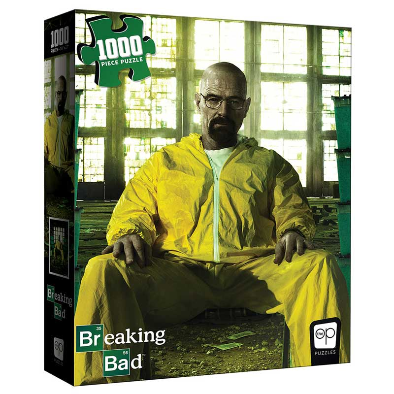 "Breaking Bad ""Breaking Bad"" Puzzle - 1000 Pieces"