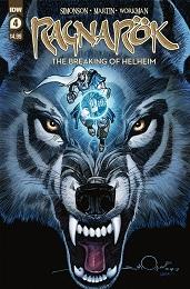 Ragnarok: Breaking of Helheim no. 4 (4 of 6) (2019 Series)