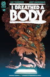 I Breathed a Body no. 2 (2021 Series)
