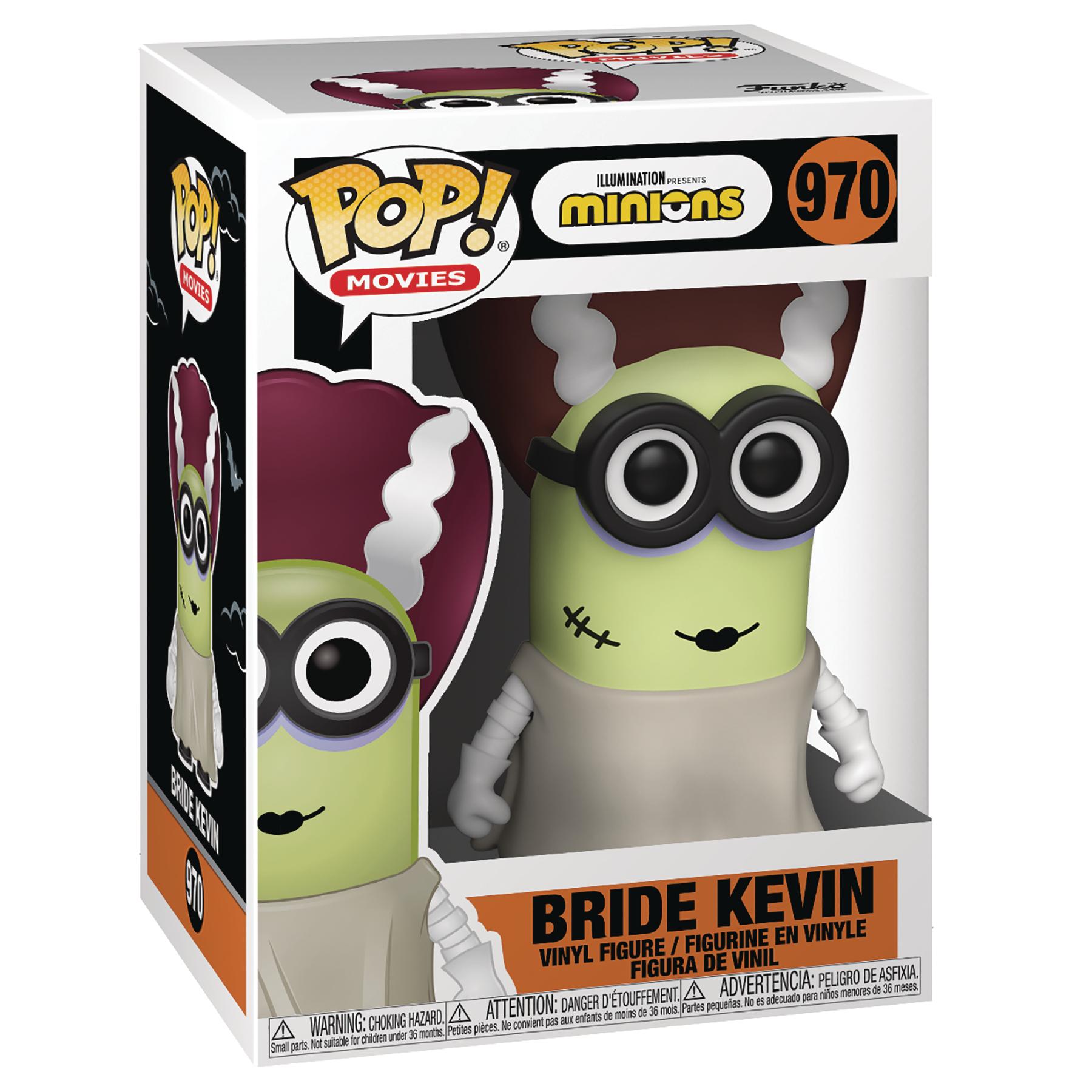 Funko POP: Movies: Despicable Me: Bride Kevin