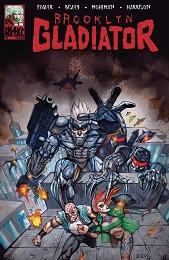 Brooklyn Gladiator no. 2 (2020 Series) (MR)