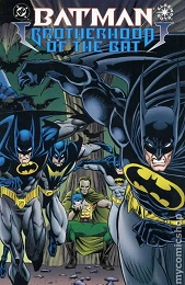Batman: Brotherhood of the Bat (1995) One-Shot - Used