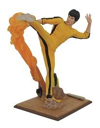 Bruce Lee Kicking PCV Figure