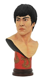 Legends in 3D: Bruce Lee Movie 1/2 Scale Bust