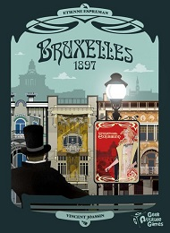 Bruxelles 1897 Board Game