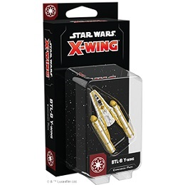Star Wars X-Wing Miniatures 2nd Ed: BTL-B Y-Wing Expansion Pack
