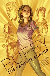 Buffy the Vampire Slayer Season 11 Volume 1: Library HC