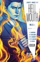 Buffy the Vampire Slayer: Angel Hellmouth no. 2 (2019 Series)