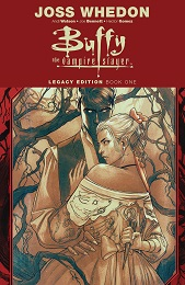 Buffy the Vampire Slayer Volume 1: Legacy Edition TP