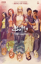 Buffy the Vampire Slayer no. 24 (2019 Series)