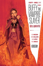 Buffy the Vampire Slayer no. 9 (2019 Series)