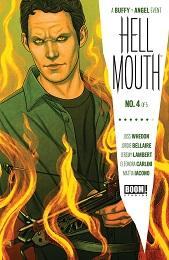 Buffy the Vampire Slayer: Angel Hellmouth no. 4 (2019 Series)