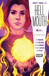 Buffy the Vampire Slayer: Angel Hellmouth no. 5 (2019 Series)