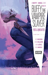 Buffy the Vampire Slayer no. 10 (2019 Series)