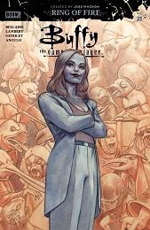 Buffy the Vampire Slayer no. 21 (2019 Series)