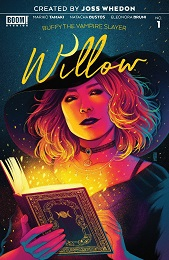Buffy the Vampire Slayer: Willow no. 1 (2020 Series)