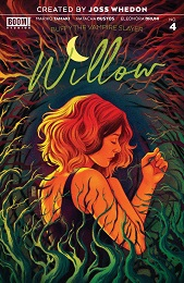 Buffy the Vampire Slayer: Willow no. 4 (2020 Series)