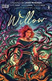 Buffy the Vampire Slayer: Willow no. 5 (2020 Series)