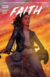 Buffy the Vampire Slayer: Faith no. 1 (2021 Series)