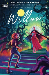 Buffy the Vampire Slayer: Willow no. 3 (2020 Series)