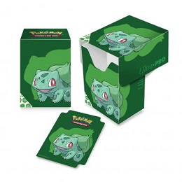 Pokemon TCG: Bulbasaur Full View Deck Box