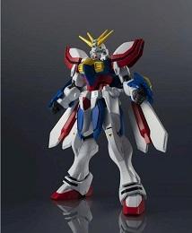 GF13-017NJ II Burning Gundam: Bandai Tamashii Nations Gundam Universe