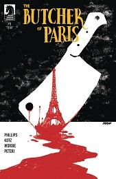 The Butcher of Paris (2019) (MR)  - Complete Bundle - Used
