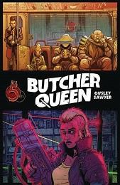 Butcher Queen TP