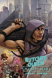 Butcher Queen: Planet of the Dead no. 1 (2020 Series)