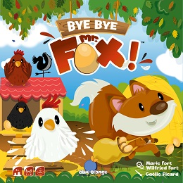 Bye Bye Mr. Fox Board Game
