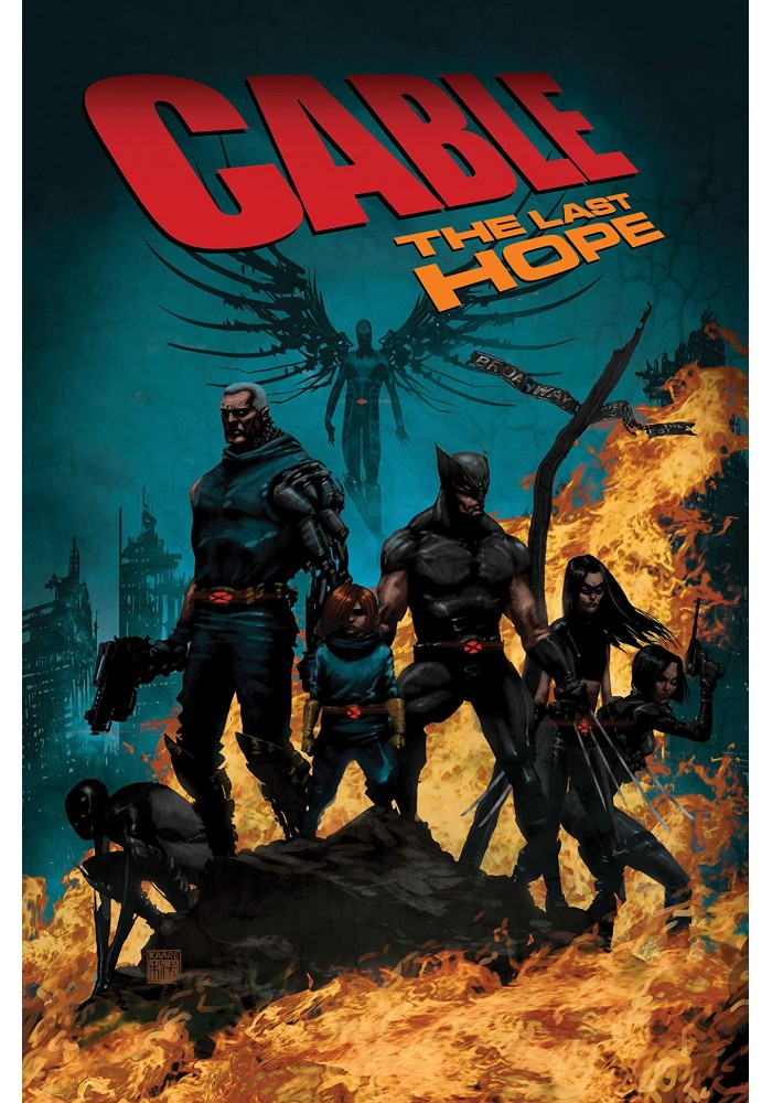 Cable: Volume 2: Last Hope TP