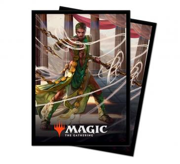 Deck Protector: Magic the Gathering Theros Beyond Death: Calix Destiny's Hand (100 Sleeves)