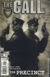 The Call of Duty: The Precinct (2002 Series) Complete Bundle - Used