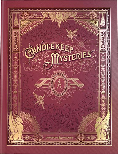Dungeons and Dragons 5th Ed: Candlekeep Mysteries (Exclusive Retail Ed)
