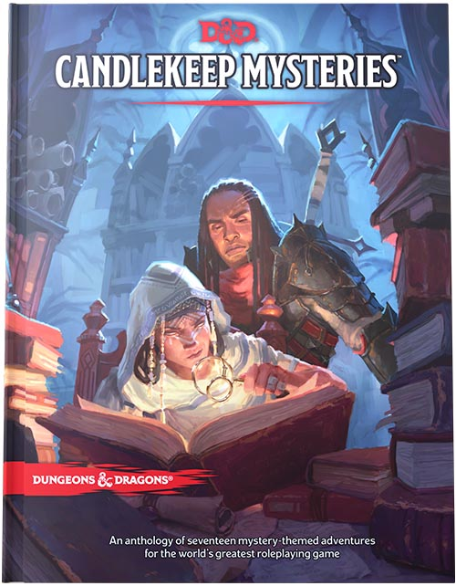 Dungeons and Dragons 5th Ed: Candlekeep Mysteries HC (Standard Edition)
