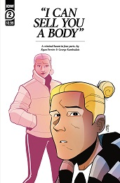 I Can Sell You a Body no. 2 (2019 Series)