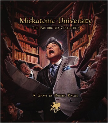 Miskatonic University: Restricted Collection Card Game