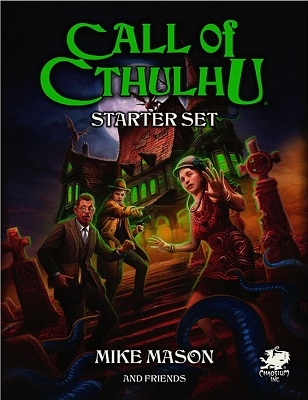 Call of Cthulhu Starter Set - Used