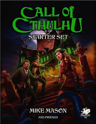 Call of Cthulhu Starter Set - Used