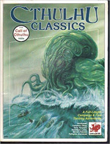 Call of Cthulhu 1920s: Cthulhu Classics - USED