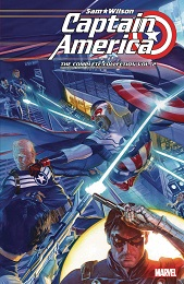 Captain America: Sam Wilson Complete Collection Volume 2 TP