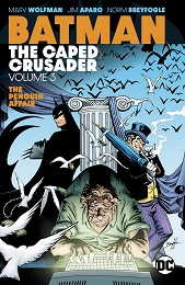 Batman: The Caped Crusader: Volume 3 TP