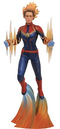 Marvel Gallery: Captain Marvel Binary Force PVC Statue