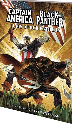 Captain America Black Panther: Flags of our Fathers TP