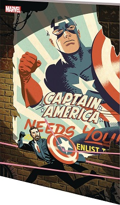 Captain America by Mark Waid: Promised Land TP