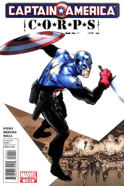 Captain America Corps (2011) Complete Bundle - Used
