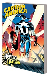 Captain America Complete Collection: Heroes Return Volume 1 TP