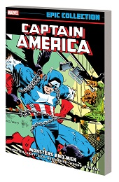 Captain America Epic Collection: Monsters and Men TP