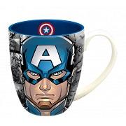 Mug: Captain America