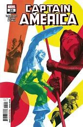 Captain America no. 20 (2018 Series)